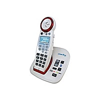 Clarity XLC7BT - cordless phone - with Bluetooth interface with caller ID