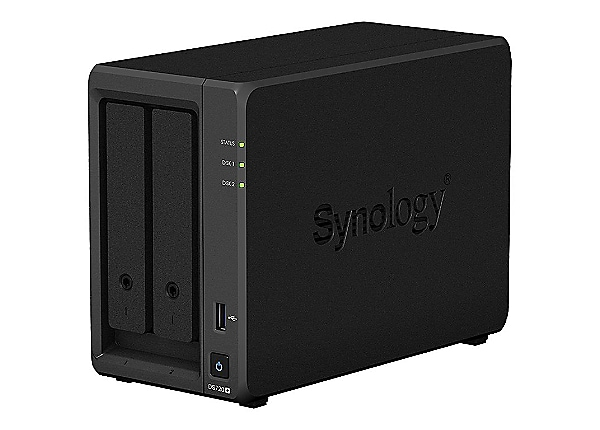 Synology Disk Station DS720+ - NAS server - 0 GB