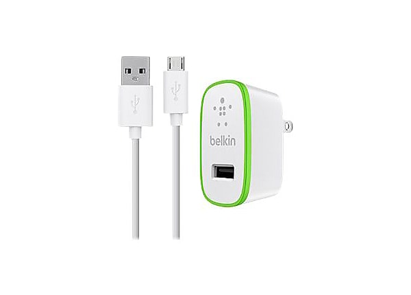 Belkin Universal Home Charger adaptateur secteur