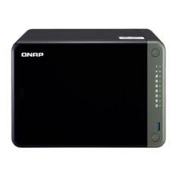 QNAP TS-653D - NAS server - 0 GB