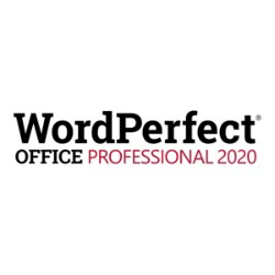 WordPerfect Office 2020 Professional - license - 1 user