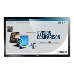 "GVision I55ZI 55"" LED display - 4K"