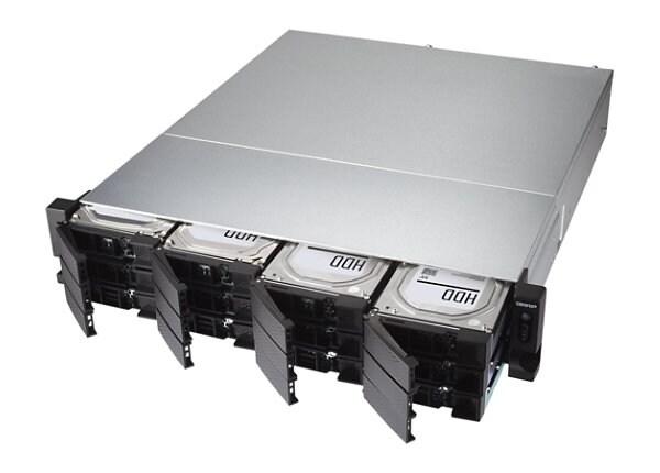 QNAP TS-1886XU-RP - NAS server - 0 GB