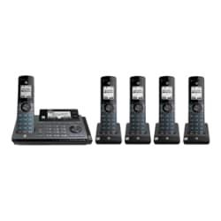AT&T Connect to Cell CLP99587 - cordless phone - answering system - with Bl