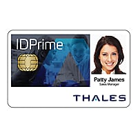 SafeNet Thales IDPrime MD 830 Smart Card