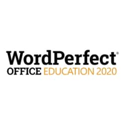 WordPerfect Office 2020 Education - license - 1 user