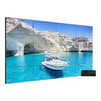 """Planar Clarity Matrix G3 Complete LX55M-L 4x4 55"""" LED video wall - 8K"""