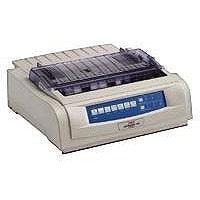 OKI Microline 490 Dot-Matrix Printer