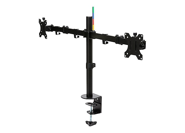Kensington SmartFit Ergo Dual Extended Monitor Arm - mounting kit (adjustab
