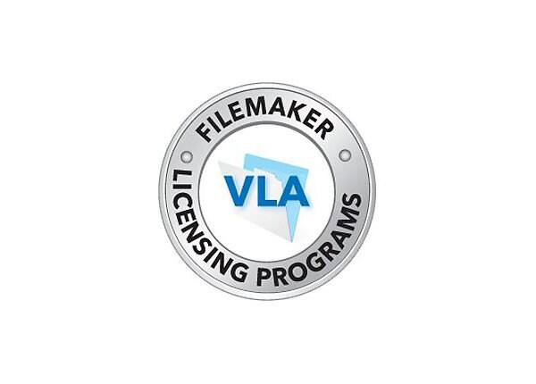 Claris FileMaker (v. 19) - license + 1 Year Maintenance - 1 user