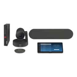 Logitech Tap for Zoom Medium Rooms - video conferencing kit - with Lenovo T