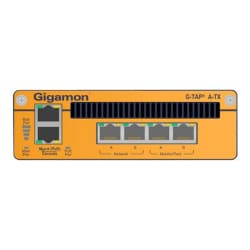 Gigamon G-TAP A Series GTP-ATX02 - tap splitter - GigE, 10 GigE