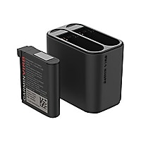 Garmin VIRB Dual Battery Charger battery charger - Li-Ion