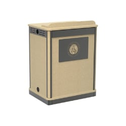 Spectrum Compact Lectern - lectern - rectangular - fusion maple