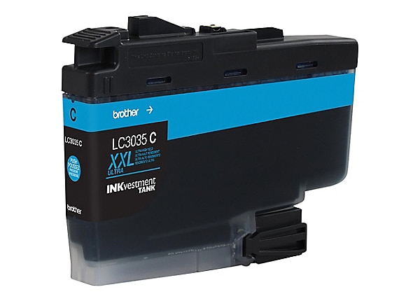 Brother LC-3035CS - Ultra High Yield - cyan - originale - cartouche d'encre