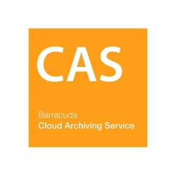 Barracuda Cloud Archiving Service - subscription license (1 month) - 1 user