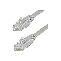 StarTech.com 6 ft Gray Cat6 / Cat 6 Molded Patch Cable 6ft