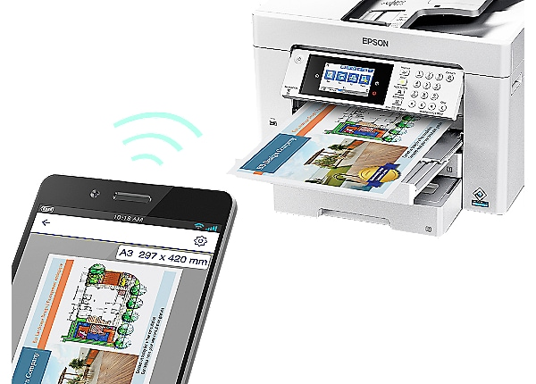Epson WorkForce Pro EC-C7000 Color Multifunction Printer