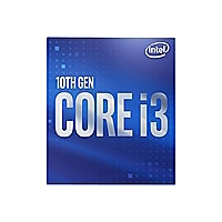 Intel Core i3 10100 / 3.6 GHz processor