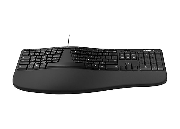 Microsoft Ergonomic Keyboard - for Business - keyboard - Canadian French -