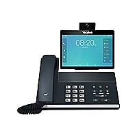 Yealink VP59 - IP video phone - with digital camera, Bluetooth interface wi