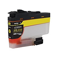 Brother LC-3033YS - Super High Yield - yellow - original - ink cartridge