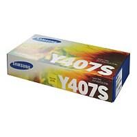 Samsung CLT-Y407S - yellow - original - toner cartridge