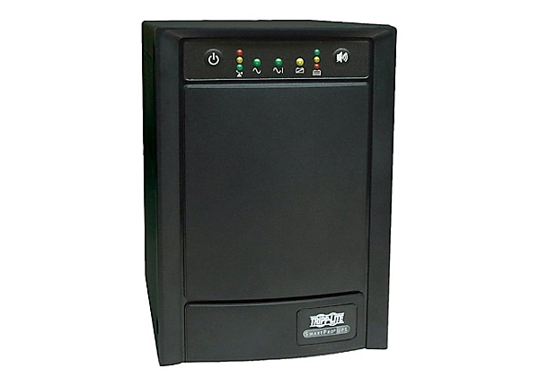 Tripp Lite 1050VA 650W UPS Smart Tower AVR 120V Sine Wave USB DB9 8 Outlets