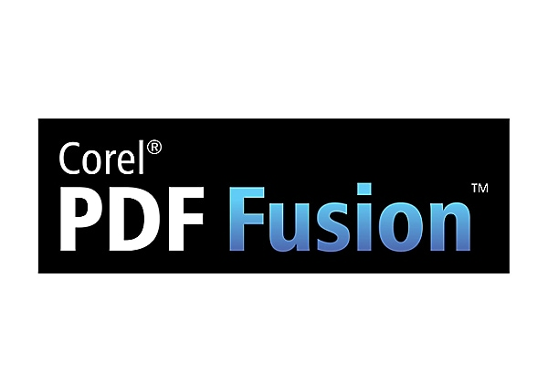 Corel PDF Fusion - maintenance (1 year) - 1 user