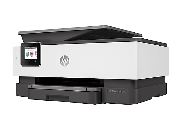 HP Officejet Pro 8025 All-in-One - imprimante multifonctions - couleur