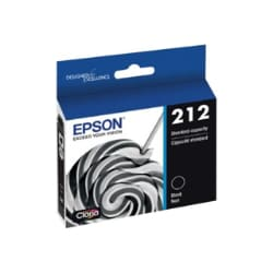 Epson 212 - black - original - ink cartridge