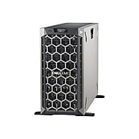 Dell EMC PowerEdge T640 - tower - Xeon Silver 4208 2.1 GHz - 16 GB - SSD 48