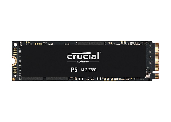 Crucial P5 - solid state drive - 2 TB - PCI Express 3.0 (NVMe)
