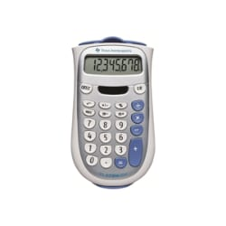 Texas Instruments TI-1706 SV - pocket calculator
