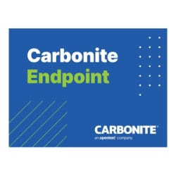 Carbonite Endpoint Azure EA Edition - subscription license (3 years) - 1 se