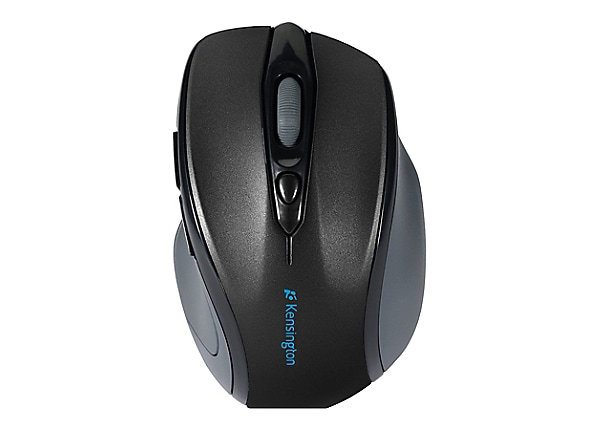 Kensington Pro Fit Mid-Size - mouse - 2.4 GHz - black