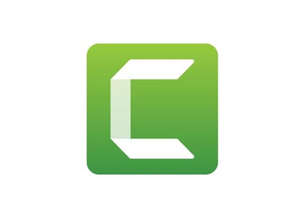 Camtasia 2020 - license + Maintenance - 1 user