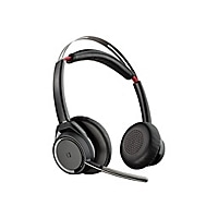 Poly - Plantronics Voyager Focus UC B825-M - headset