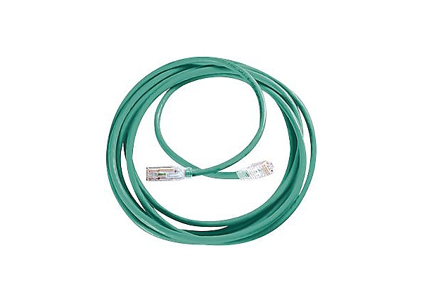 Ortronics Clarity 6 - patch cable - 20 ft - green