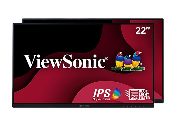 ViewSonic VA2256-MHD - LED monitor - Full HD (1080p) - 22""