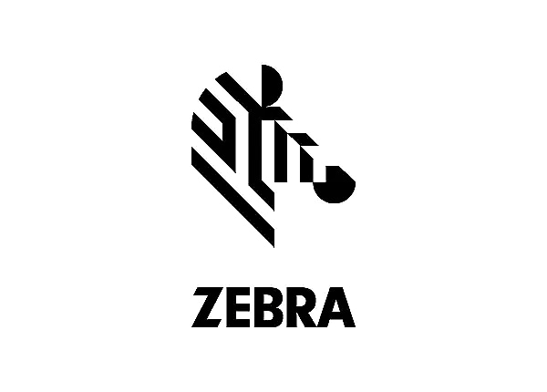 Zebra Label, Polypropylene, 2 x 1.25in, Direct Thermal, PolyPro 4000D, 1 in
