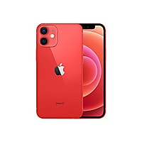 "Apple iPhone 12 Mini 5.4"" Super Retina XDR Unlocked 64GB - Red"