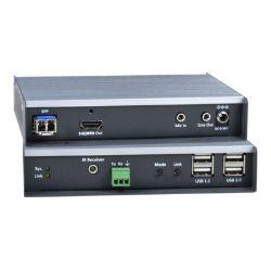 NTI XTENDEX ST-IPFOUSB4K-LCVW (Remote Unit) - video/audio/infrared/USB/seri