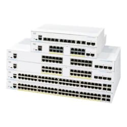 Cisco Business 350 Series 350-48T-4X - switch - 48 ports - managed - rack-m