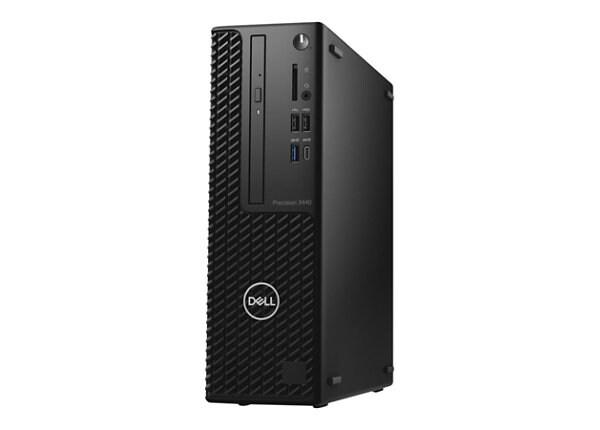 Dell Precision 3440 Small Form Factor - SFF - Xeon W-1250 3.3 GHz - vPro -