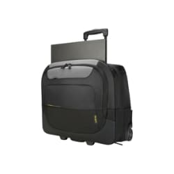 Targus CityGear Travel Laptop Roller notebook carrying case