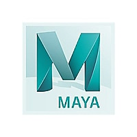 Autodesk Maya 2020 - New Subscription (10 months) - 1 seat