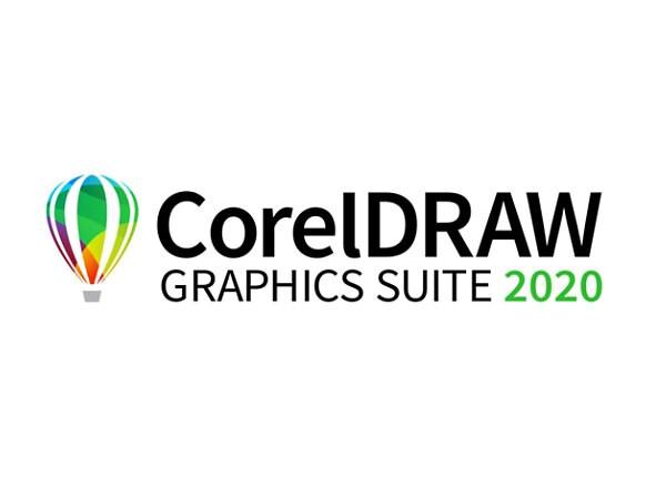 CorelDRAW Graphics Suite 2020 - media