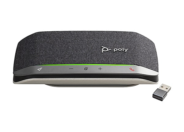 Poly Sync 20+ for Microsoft Teams (with Poly BT600) - speakerphone