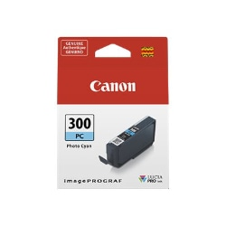 Canon PFI-300 PC - photo cyan - original - ink tank